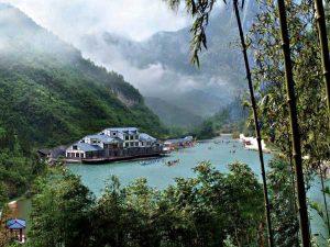 三峡竹海一日游