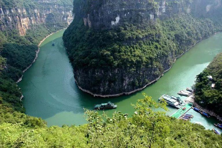 宜昌到重庆三峡游轮三日游