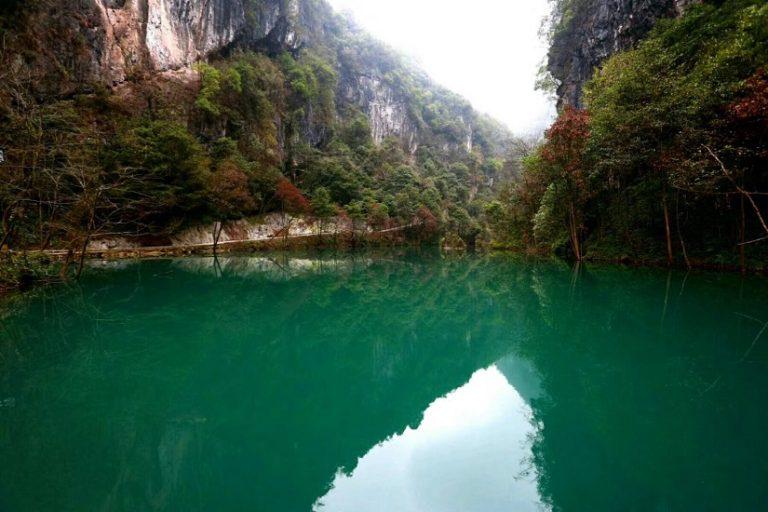 三峡大峡谷楠木林景区一日游