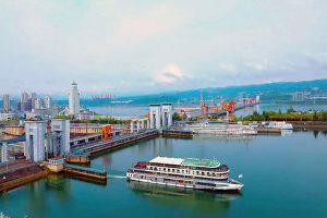 宜昌坐船到三峡大坝